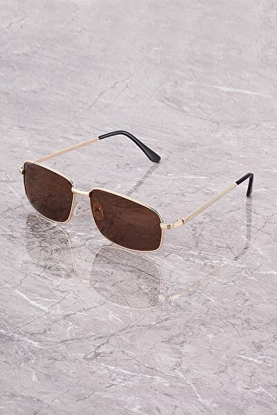 Pl21eg002r02 Kahverengi Erkek Güneş Gözlüğü