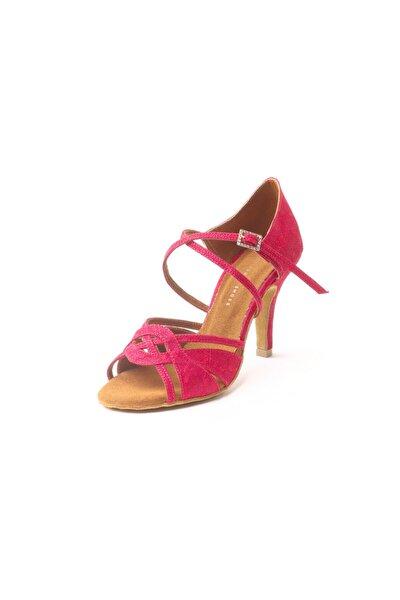 Kadın Pembe Grazia Fire Topuklu Ayakkabı