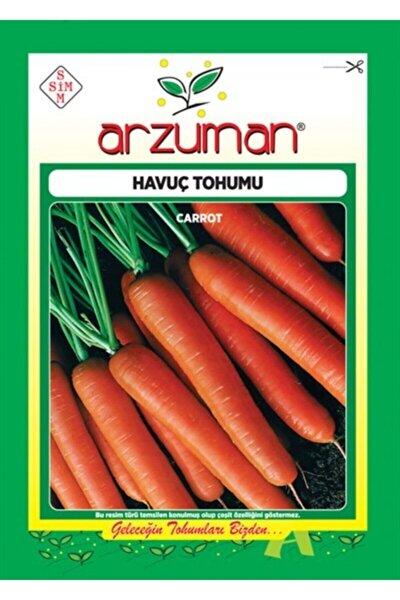 Arzuman Sebze Nantes Havuç Tohumu 10 Gram