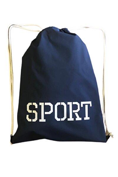 Baskılı Spor Çanta