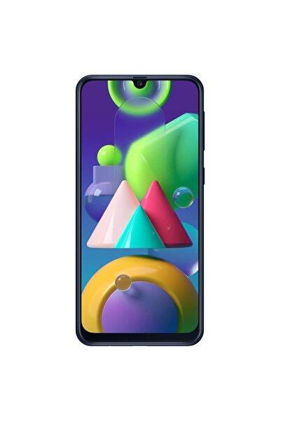 Galaxy M21 64GB (Çift SIM) Mavi Cep Telefonu (Samsung Türkiye Garantili)