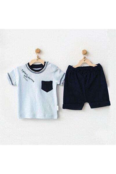 Ac20561 Bebek Pantolon 2 Li Pant Little Marine