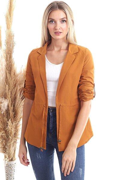 Kadın Tarçın Ceket