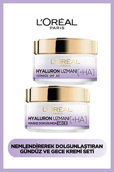 Hyaluron Expert Gündüz & Gece Kremi Hyaluron Set