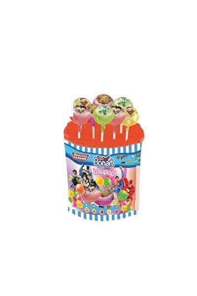Lollipop Şeker 11 Gr (100 Adet)