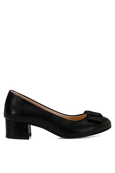 LENI Siyah Kadın Klasik Topuklu Ayakkabı 100526574