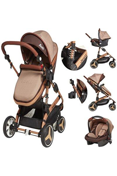 Joell Travel Sistem Bebek Arabası ve Ana Kucağı