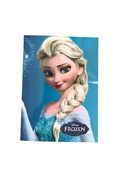 Frozen Boyama Kitabı Sticker Hediyeli 1 Adet