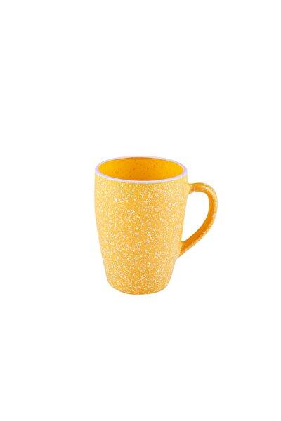 Vim Sarı Cam Kupa/Mug