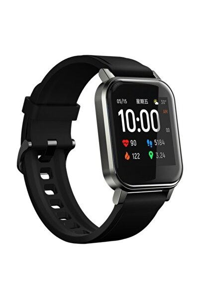 Ls02 Akıllı Saat - Ip68 Suya Dayanıklı - Nabız Takip - Ios&android Uyumlu