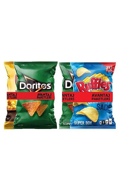 2'li Lays-Ruffles-Doritos 160 gr