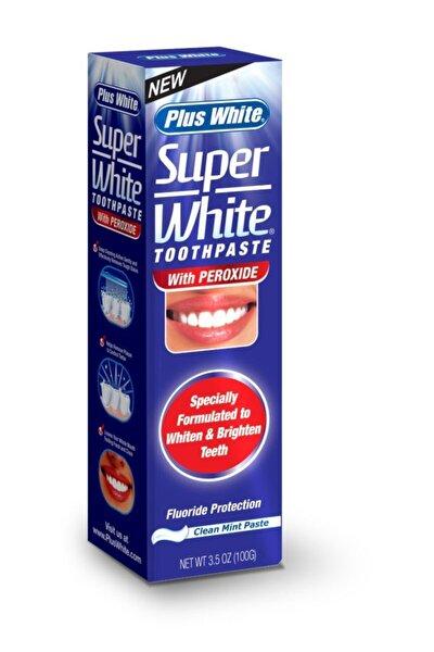 Süper Beyazlatıcı Diş Macunu