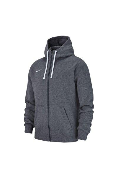 Clup 19 Full Zip Aj1313-071 Erkek Fermuarlı Sweatshirt