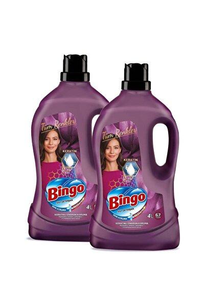 Onaran Koruma Sıvı Bakım Çamaşır Deterjanı 4 lt 2'li