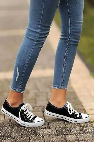 Kadın Siyah Casual Ayakkabı