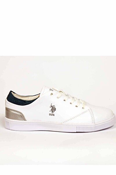 Us Polo 0p Rest Kadın Günlük Spor Ayakkabı 100504859beyaz