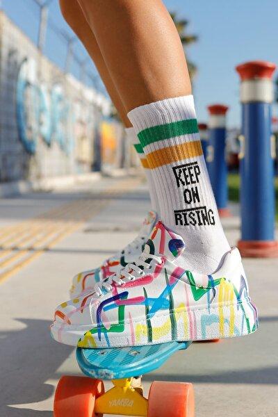Unisex Grafity Halka Sneakers