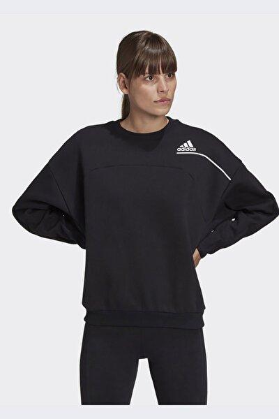 Kadın Günlük Giyim Sweatshirt W Zne Crew Gm3291