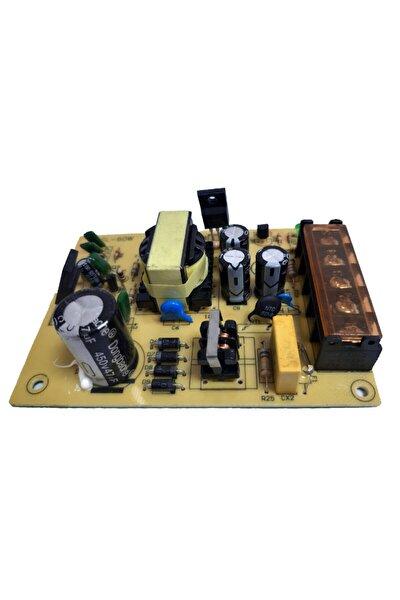 Güç Kaynağı 12v 5a Metal Kapaksız Güvenlik Kamerası