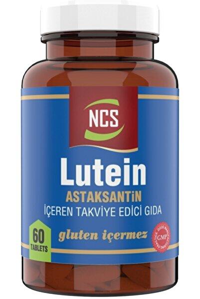 Lutein 15 Astaksantin 12 Mg 60 Tablet Çinko