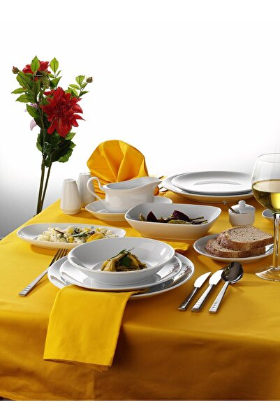 Ent Otel Serisi 25 Parça Yemek Takımı