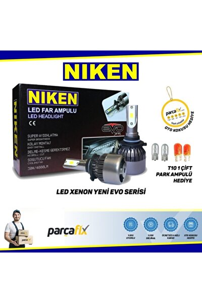 Led Xenon Far Ampul H7
