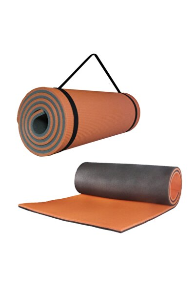 Pilates Minderi, Yoga Matı - 10 mm Yoga Minderi
