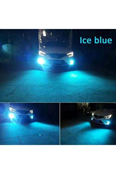 Buz Mavisi Led Xenon Oto Ampulü H1