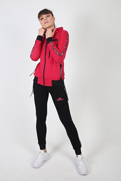 Kadın Fuşya Eşofman Takımı M1