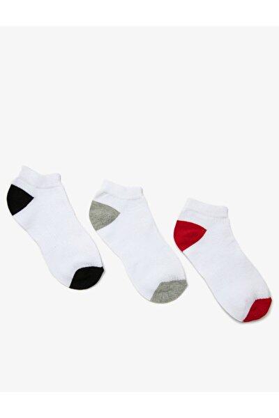 3'lü Kadin Çorap