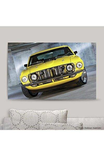 Hd Kalitede Araba Poster Afiş 35x50 Fotoğraf Kağıdı (300gr)