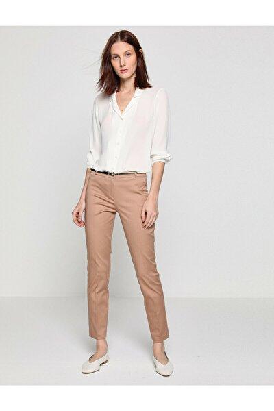 Kadın Kahverengi Pantolon 8YAK43001GW