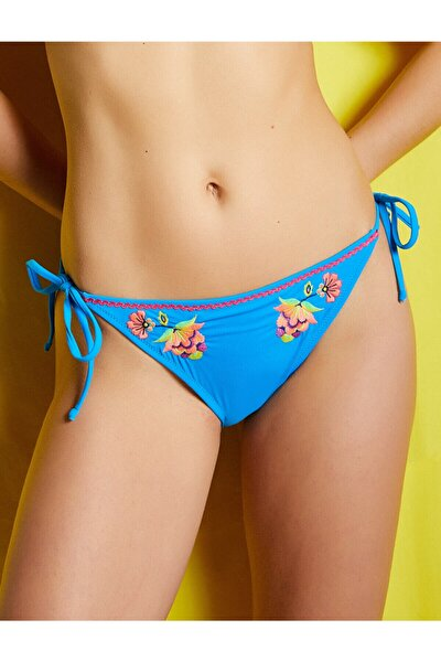Kadın Mavi Bikini Altı 8YAK88595MM