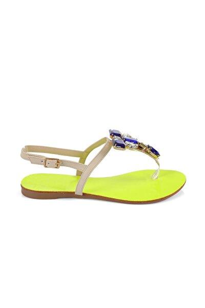 Rio Sunny Taşlı Sandalet