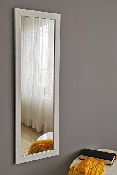 Dekoratif Duvar Salon Ofis Boy Ayna A209 35x100 cm