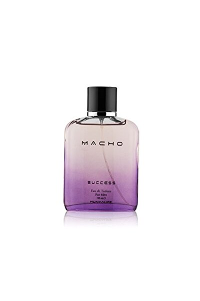 Macho Success Erkek Parfüm Edt 100 Ml