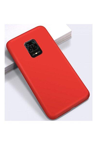 Redmi Note 9 Pro Kılıf Lansman Içi Kadife Liquid Silikon
