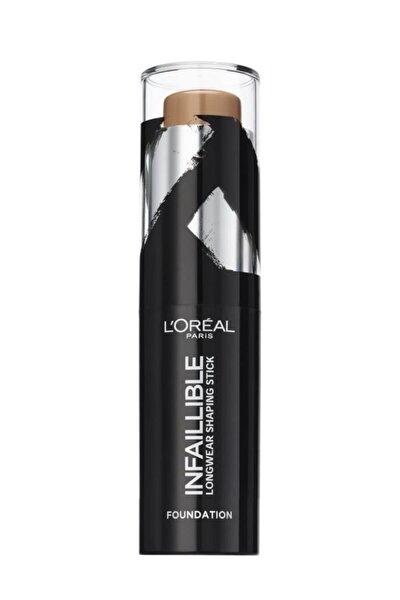 Stick Fondöten - Infaillible Longwear Shaping Stick Foundation 220 Caramel 9 g 3600523531554