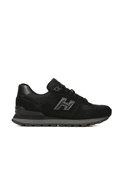 Peru Unisex Spor Ayakkabı Siyah-füme