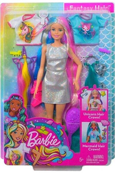 Mattel Sonsuz Saç Eğlencesi Bebeği Ghn04