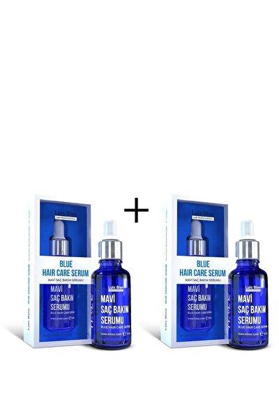 Mavi Saç Serumu - Losyonu 50 Ml 2 Adet