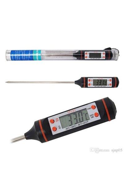 Dijital Gıda Termometersi Sıvı Gıda,et,su,süt Yiyecek Sıcaklık Ölçer Mutfak Için Gıda Termometresi