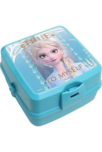 Frozen Elsa Beslenme Kabı True To Myself -43600
