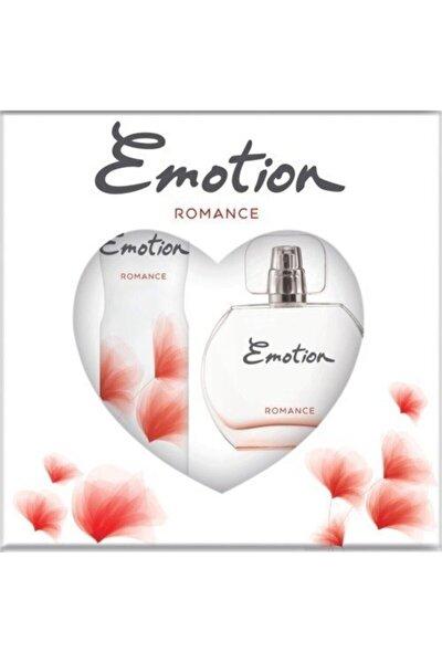 Romance Kadın Parfüm 50ml + 150ml Deodorant