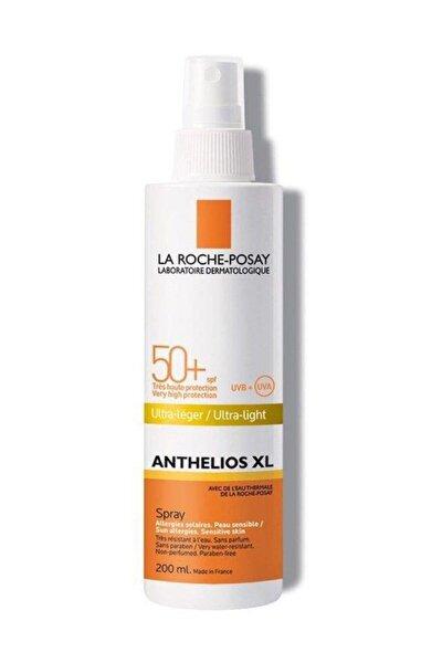 Anthelios Xl Ultra Light Spf 50+ Sprey 200 ml 3337872420085