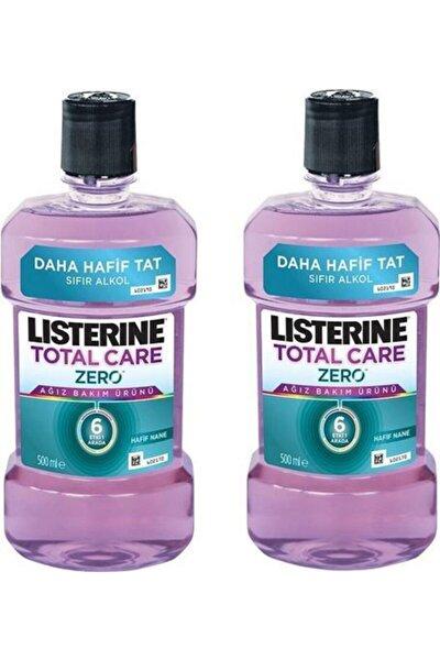 Total Care Hafif Tat Alkolsüz Ağız Bakım Suyu 500ml X2