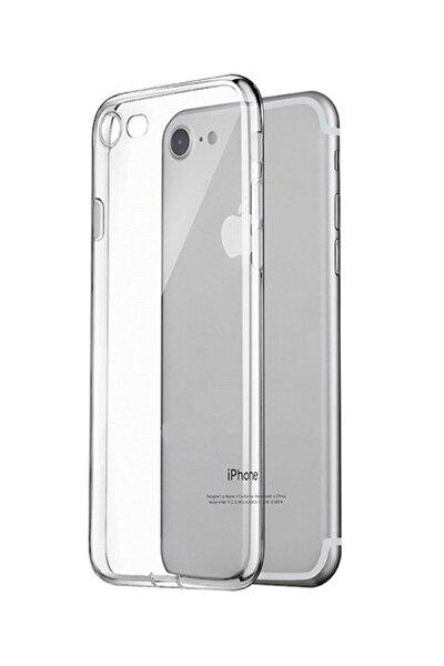 Iphone 7 Kamera Ve Soket Korumalı Darbe Emici Şeffaf Kılıf