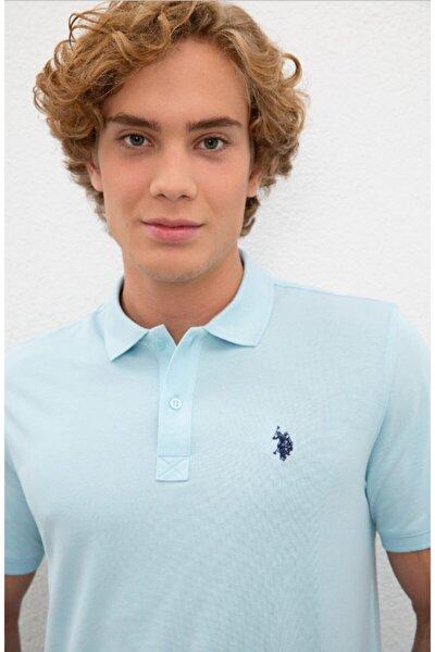 Erkek Agua Polo Yaka T-shirt