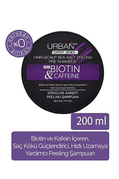 Biotin ve Kafein içeren Saç Kökü Güçlendirici Peeling Şampuan 200 ml 8680690702280