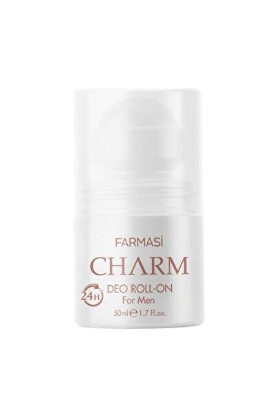 Charm Deo Roll-on Erkek 50 ml